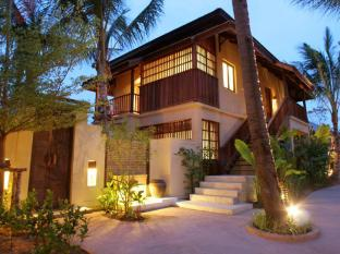 Buri Rasa Village Hotel Samui - Hotel Building at night