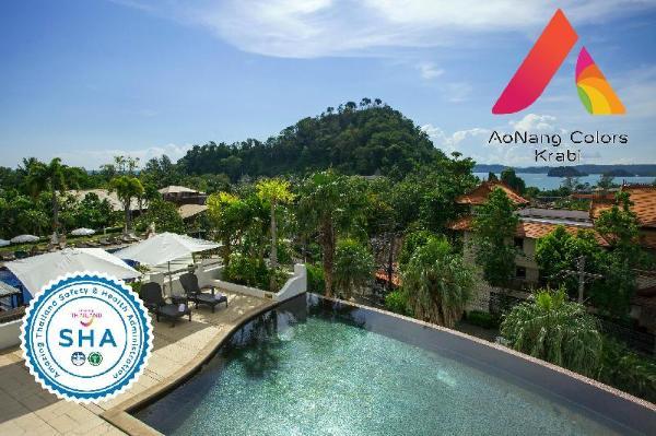 AoNang Colors Hotel Krabi Krabi