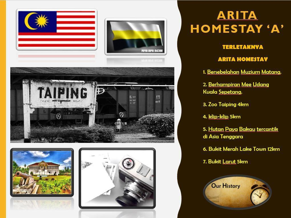 ARITA HOMESTAY Taiping Malaysia