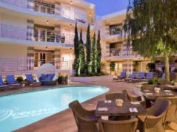 Oceana Beach Club Hotel Los Angeles