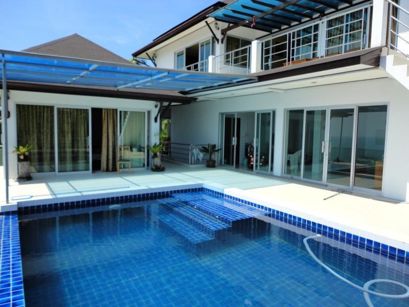 Pupha Seaview Villa Koh Samui Thailand