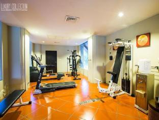 Mission Hills Phuket Golf Resort Phuket - Fitness Room