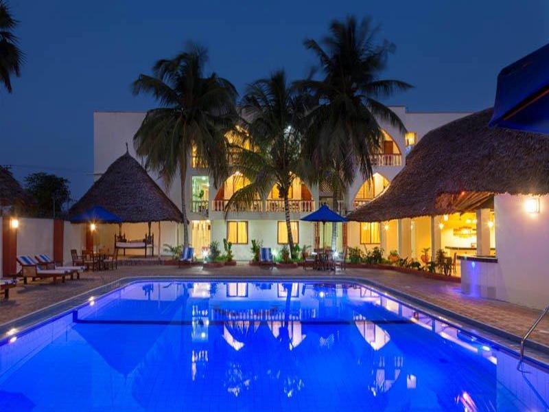 Prideinn Hotels Diani Mombasa Kenya