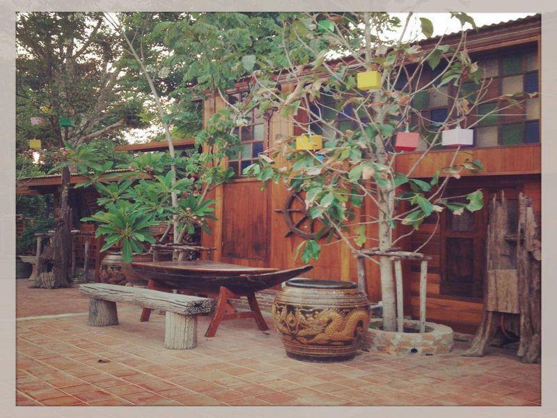 科隆萨温普鲁度假村,คลองสวนพลู รีสอร์ท