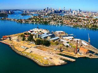 Cockatoo Island - Accommodation PayPal Hotel Sydney