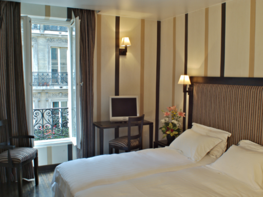 Hotel Europe Saint Severin hotel accepts paypal in Paris
