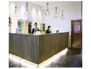 Quality Hotel Statt Skelleftea - Reception