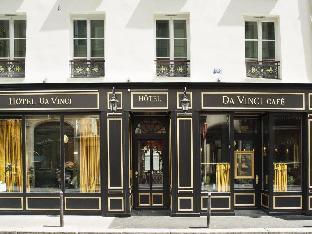 Hotel Da Vinci 4 star PayPal hotel in Paris