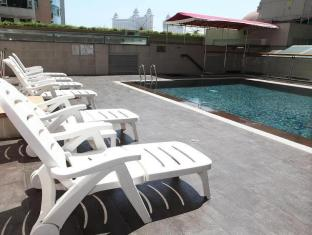 Taipa Square Hotel Macao - Swimmingpool