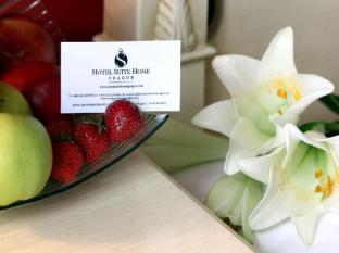 Hotel Suite Home Prague Prague - Business Card