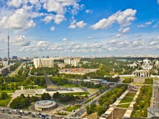 Cosmos Hotel Moscow - View