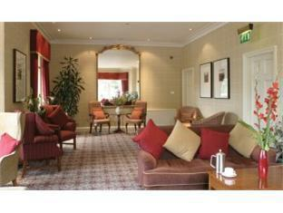 Crerar Golf View Hotel Inverness - Lobby