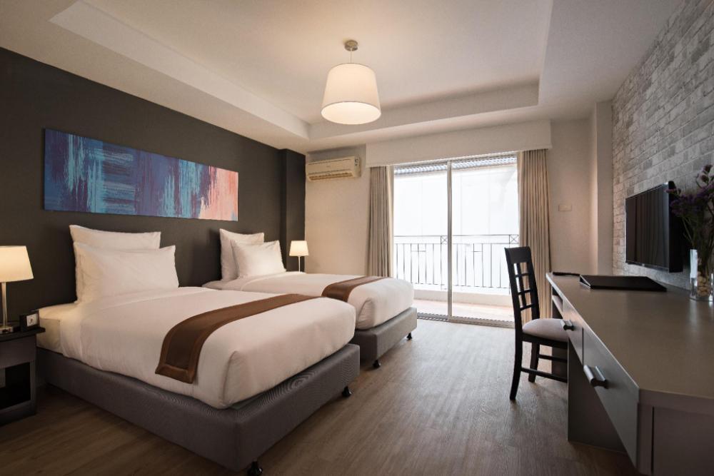 Oakwood Hotel Journeyhub Pattaya