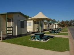 Yarrawonga Holiday Park Cabins