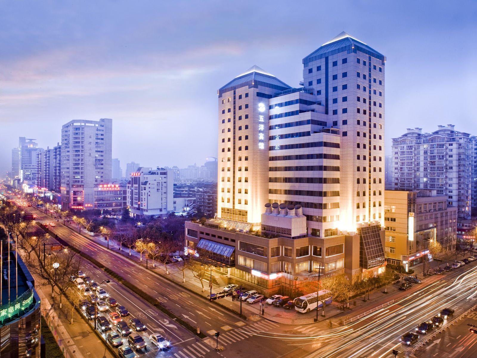 Wuyang hotel hangzhou xia cheng district peace intl - Hangzhou congress center ...