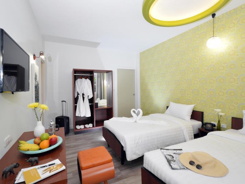 レトロアシス ホテル(RetrOasis Hotel)