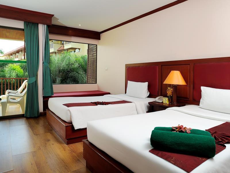 โรงแรมบาวแมนบุรี