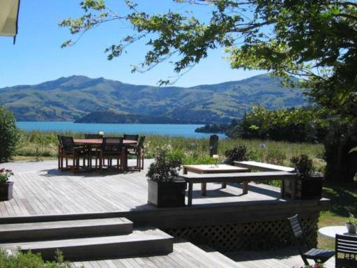 The Olive Grove Bed & Breakfast hotel accepts paypal in Akaroa