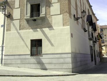 Palacio Ayala Berganza – Segovia 1