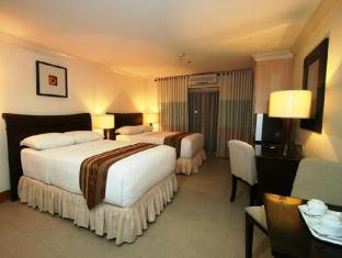 Crown Regency Suites And Residences - Mactan Cebu - Hotellihuone