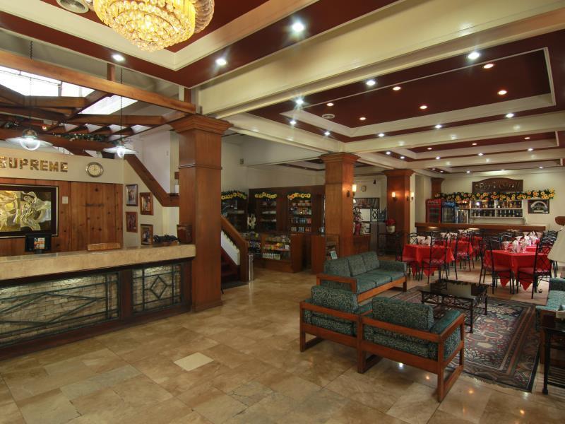 Hotels Near Burnham Park