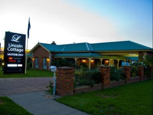 Lincoln Cottage Motor Inn PayPal Hotel Wagga Wagga