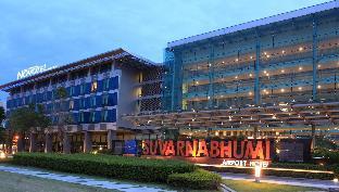 ロゴ/写真:Novotel Bangkok Suvarnabhumi Airport