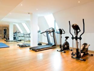 柏林英格兰酒店 柏林 - 健身房