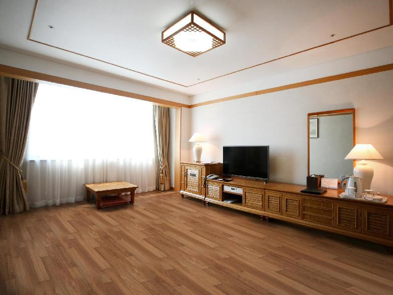 Korean Traditional Ondol Room