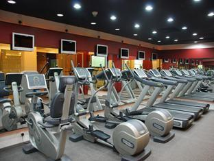 Grand Waldo Hotel Makao - Fitness Salonu