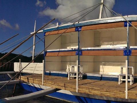 Palawan Secret Cruise Floating Hotel Beach Resort Deals