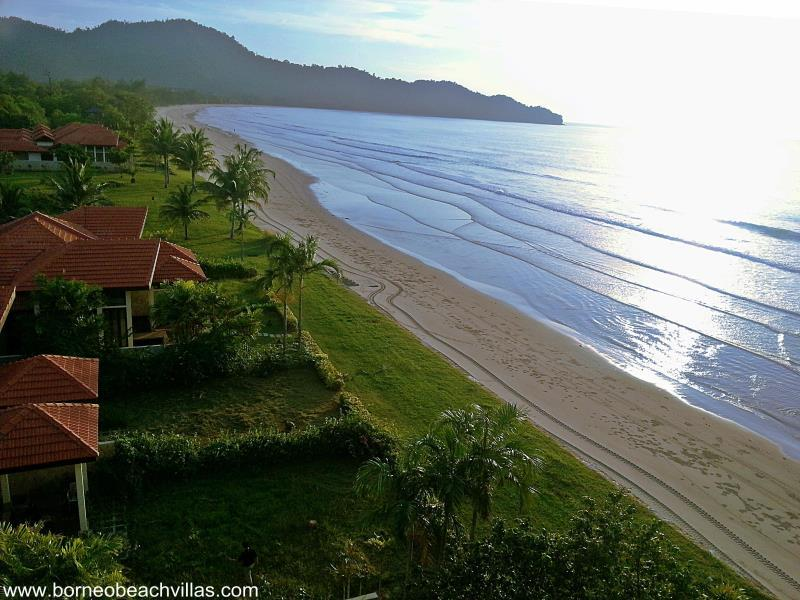 Borneo Beach Villas4