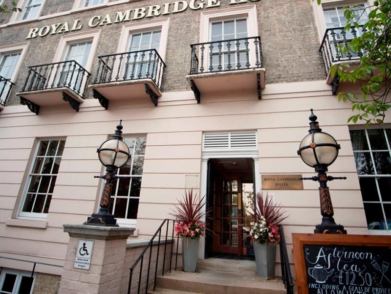 Royal Cambridge Hotel Cambridge