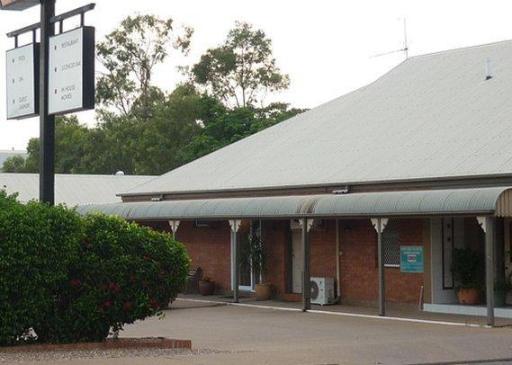 Burke & Wills Motel Mt Isa Mount Isa takes PayPal