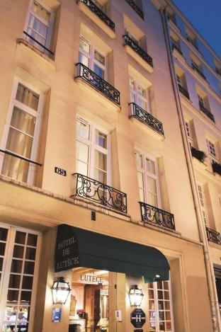 Get Coupons Hotel de Lutece