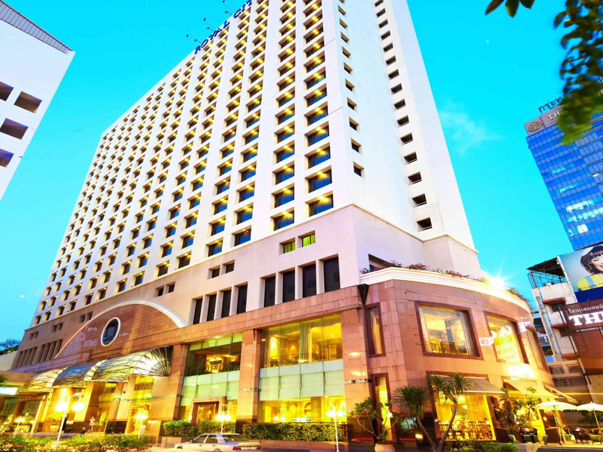 Hotel Murah di Thonburi Bangkok - The Royal City Hotel