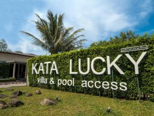 Kata Lucky Villa & Pool Access Phuket - Hotel Entrance