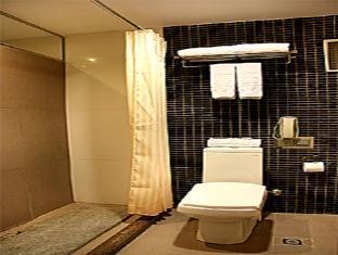 軟銀數碼港酒店 廣州 - 衛浴間