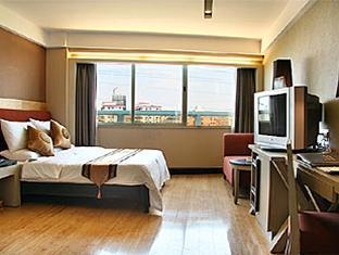 軟銀數碼港酒店 廣州 - 客房
