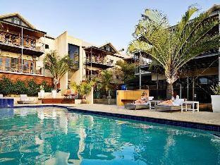 Hotell Sunmoon Boutique Resort  i Perth, Australien