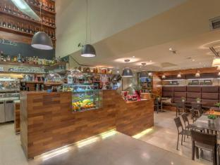 Polis Grand Hotel Athens - Polis lIfe cafe interior view