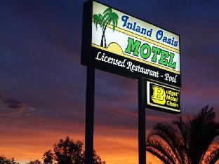 Inland Oasis Motel PayPal Hotel Mount Isa