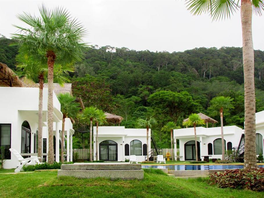 Chalaroste Lanta The Private Resort Koh Lanta Map