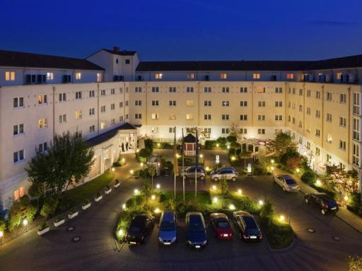 Mercure Hotel in ➦ Raunheim ➦ accepts PayPal