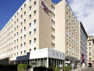 Mercure Hotel Berlin City Berlin - Hotellet udefra
