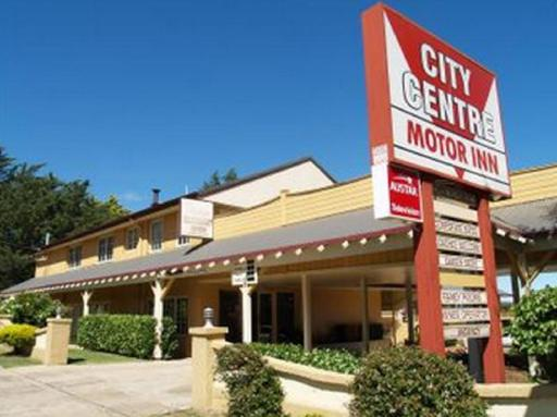City Centre Motor Inn hotel accepts paypal in Armidale