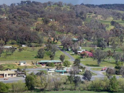 Best guest rating in Holbrook ➦ Jolly Swagman Motel takes PayPal