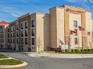 Comfort Suites Hotel in ➦ Huntersville (NC) ➦ accepts PayPal