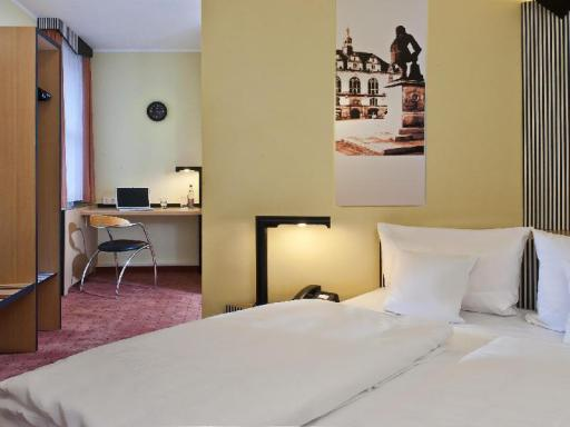 TRYP by Wyndham Halle hotel accepts paypal in Halle an der Saale