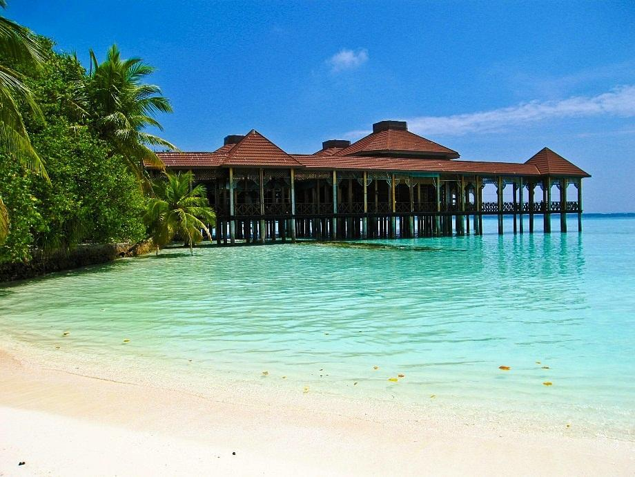 Ranveli Village Resort Maldives Islands Map